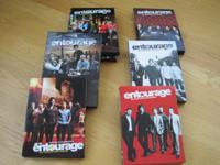 Entourage Seasons 1 to 6 HD DVD / HBO Series / 19 Disks