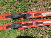 EP Tempo 170 Sport Series Water Skis. Measures 67""