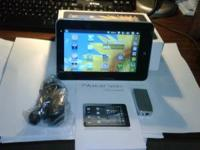 """New tablet Epad 7"""" Android 2.2 4gb internal memory"""