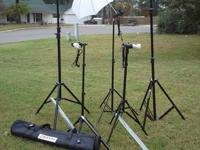 Hi so i have this complete portable ephoto studio kit,