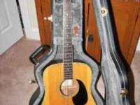 Gibson made guitar call the Epi. Full size and in great