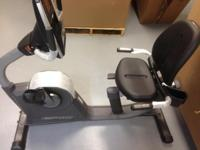 Epic A17R Exercise Bike Quick Touch controls for