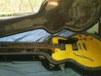 I am looking to sell my Epiphone Dot and Fender 12