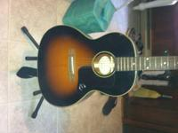 This guitar is in very good shape. I bought it in