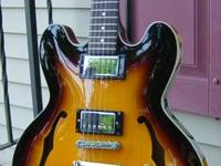 Super Excellent condition Epiphone ES 335. Korean made