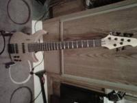 Epiphone Expert 6NB six string bass. I bought this bass