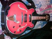 Early 1970's EA 250 Epiphone hollowbody electric guitar