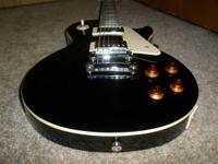 2012 Epiphone Les Paul Standard. This guitar is in