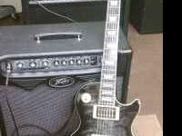 2005 Epiphone Les Paul Classic Black with Quilted Maple