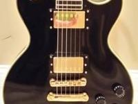Description from Gibson: The Les Paul Custom made its