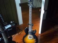 Selling my Epiphone Les paul junior this guitar never