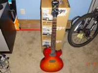 Up for sale epiphone les paul project guitar 75.00 firm