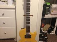 I've got my epiphone les Paul that I don't really play