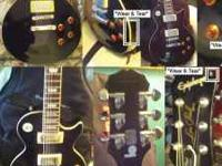 I am selling my Used Epiphone Les Paul Standard