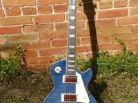 Epiphone Les Paul Ultra-III Electric Guitar Trans