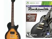 Epiphone LP Special II Guitar with Rocksmith 2014 for