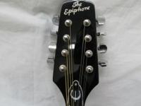 I have an Epiphone Mandolin for sale. Like New. No