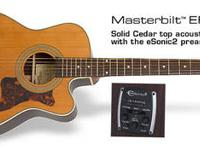 Epiphone Masterbilt guitars are built to such great
