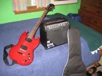 I have a guitar and amp that were both purchased in