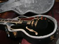 Type: Electric Guitar Type: Epiphone Very, very clean.