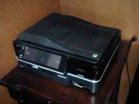 Used 1 year old printer/copier in excellent condition.