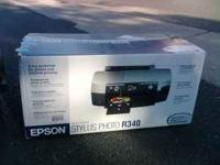 Epson Stylus Photo R340 printer $100 or best offer call