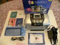 Nearly New Epson Picture Mate Photo Lab Delux Viewer