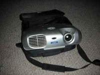 I'm selling my projector cause i don't use it anymore.