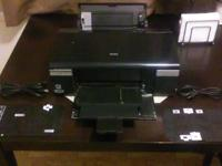 I have the Epson R280 Printer for sale. ALL 6