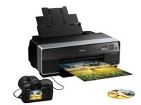boards, CD/DVDs, etc. Can wirelessly print from any