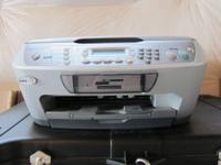 I'm offering an Epson Stylus CX6400 all-in-one printer,