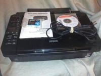 Today we have for you a Epson Stylus NX420 All In One