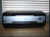 Epson Stylus Photo 1400 Inkjet PrinterThis is a wide