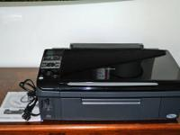 Epson Stylus Pro 7800 Large Format Printer Used and