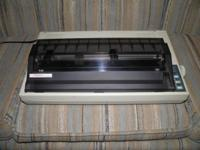 Apex ActionPrinter L-750 by Epson - Impact Dot Matrix