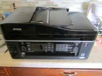 I have a excellent condition printer. It is a Epson