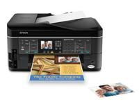 Epson WorkForce 630 Wireless All-in-One Color Inkjet