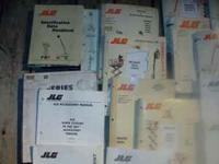 These are various manuals I have accumulated over the