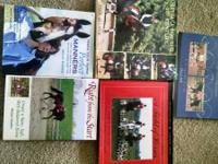 13 equine related books. Excellent condition. Please