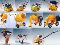 End of the year sale. Construction equipment rental