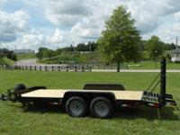 (888) 981-9668 ext.284 EQUIPMENT TRAILER +2 SERIES 14K
