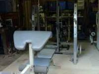 Total Gym - Free Weights, Weight Bars, Dumbells, &