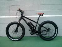 Electric MID DRIVE Offroad Fat Bike 48v 1000w $3399,
