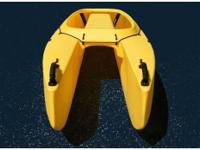 Ergonomic Back Friendly Fishing and Touring Kayaks that