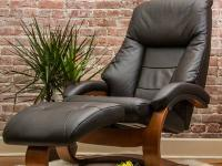 Brand name new to our floor ... Ergonomic Lounger with