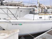 ERICSON 27' SAILBOAT 1976 This graceful ERICSON 27' is