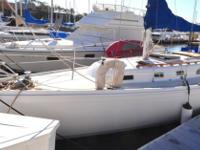 ERICSON 35' MK III 1973 Sail Ready and Ready To Sell