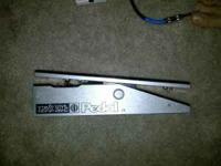 Ernie Ball volume pedal.. not the junior. Its a great