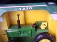 1973 4320 1/16 scale John Deere.  New in box.