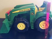 "Just in time for the Christmas a Ertl John Deere ""Big"
